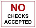No_Checks_Accepted